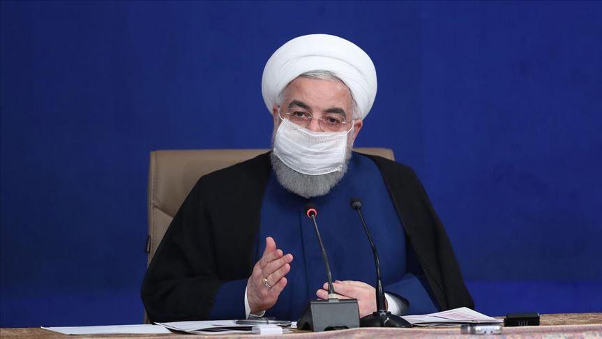 روحانی: دلار تا 15 هزار تومان پایین میآید