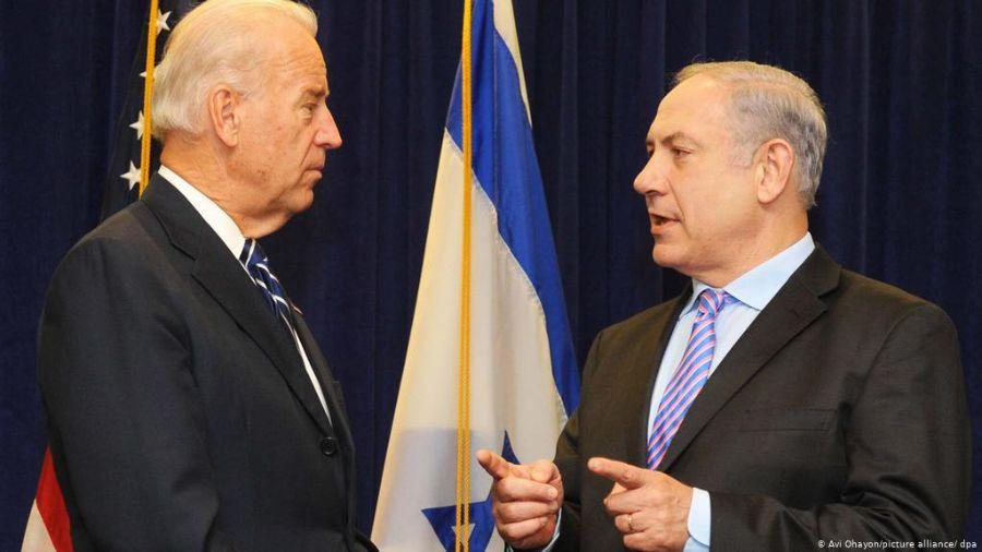 نتانیاهو به بایدن: به برجام بازنگرد